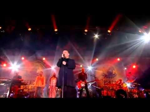 Miguel Bosé | Peace One Day Concert (Sept 21, 2013)