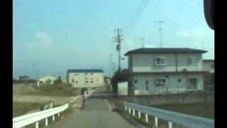 [V0330] 斎灘10:燧灘沿いの河原津海岸を南下して東予港に辿り着く