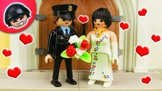 Endlich heiratet Toni! - Playmobil Polizei Film - KARLCHEN KNACK #329