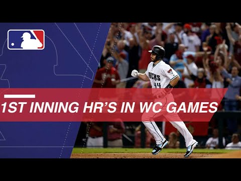 Wild Card games see early power surge