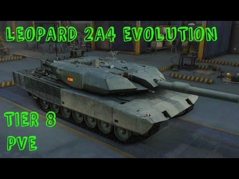 [Armored Warfare] Leopard