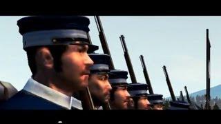 The Last Samurai - Shogun 2 Total War (Machinima)