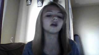 Me Singing Fine By Me -Andy Grammer :)