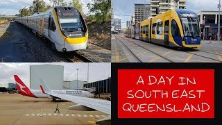 Queensland Rail Vlog 56: A Day in South East Queensland
