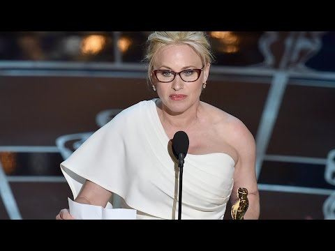 Patricia Arquette Best Supporting Actress Oscar Ch