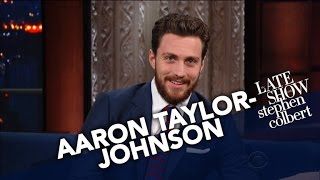 aaron taylor johnson bulked up for a role with help from in n out