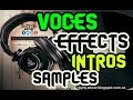Audios Para Dj Voces Dj Samples DJ Voices Dj Efectos Nuevos New effects Zeicor