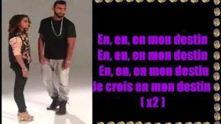 Team BS Mon destin paroles # lyrics