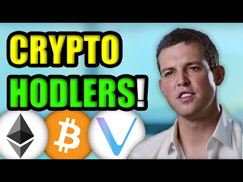 CRYPTO HODLERS...PAY ATTENTION TO THIS BITCOIN U0026 ETHEREUM UPDATE!