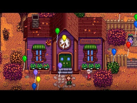 Stardew Valley: Completing the Community Center