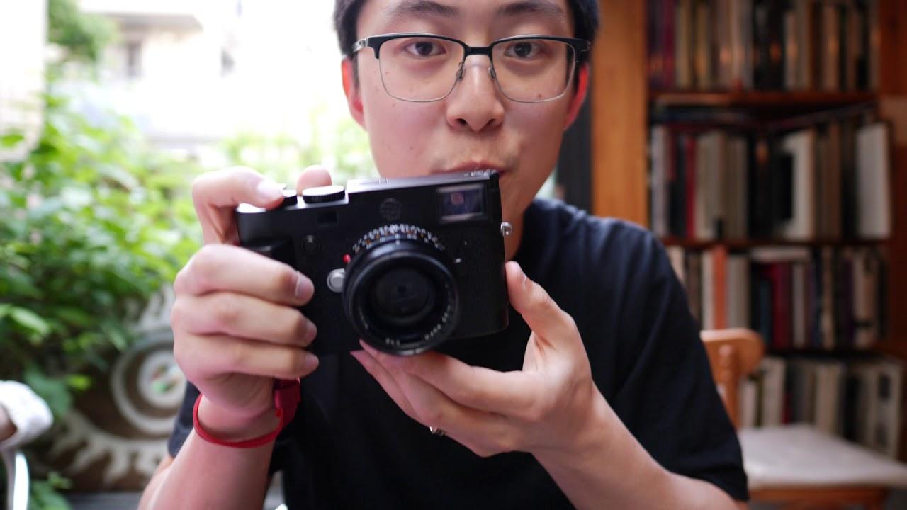 ERIC KIM LEICA M10 + Leica 35mm f/1 4 Summilux ASPH Lens for Street  Photography