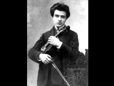 Bronislaw Huberman plays Tchaikovsky violin concerto, Eugene Ormandy, PO 1946