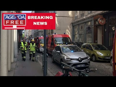 Suspected Bomb Explosion in France Injures 8 - LIVE BREAKING NEWS COVERAGE