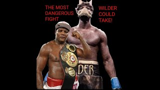 BFTB BOXING 214 **THE MOST DANGEROUS FIGHT WILDER COULD TAKE!!**