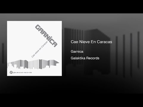 Garnica - Cae Nieve En Caracas (2009) || Full Album ||
