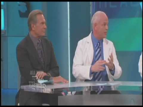 "Finding the Cause of Stomach Ulcers on ""The Doctors"" With Dr Jorge"