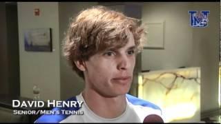 Memphis Men's Tennis 2012 NCAA Selection Show