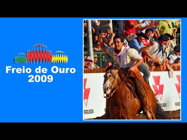 NOSTALGIA FREIO DE OURO 2009