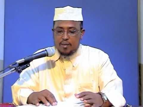 Tafsiirka Qur'anka Sheikh Mohamed Dirir