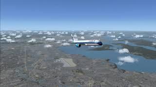 #EasternHops Foggy Friday Group Flight | EAS032 & NAV002