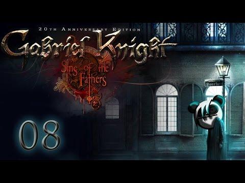 Gabriel Knight Part Eight: No Photocopying! – Gabriel Knight 20th Anniversary Ed.