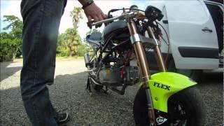 moteur 125 YX