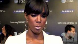 """Kelly Rowland On New Album Title - """"Here I Am"""""""