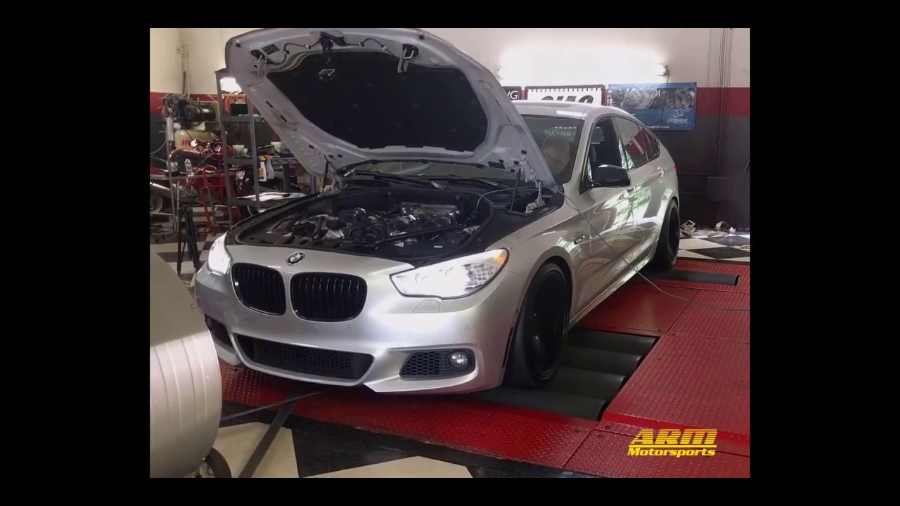 INSANE SOUNDS! BMW V8 Twin-Turbo - ARM Motorsports N63 Downpipes Sound Check