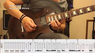 """Smooth"" by Carlos Santana - Guitar Tutorial with TABS"