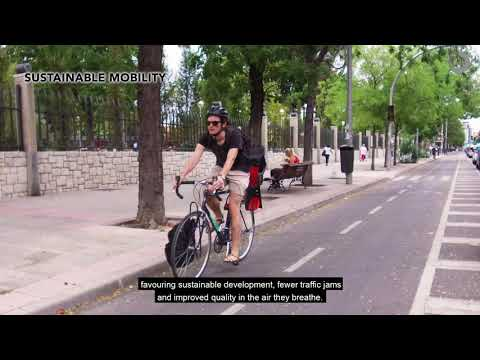 Madrid Nuevo Norte, state-of-the-art infrastructures