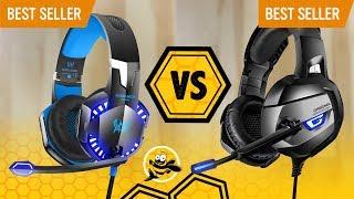 Onikuma K5 vs. VersionTECH G2000 Gaming Headsets