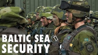 Baltic Sea security - a shared priority for Sweden and NATO thumbnail