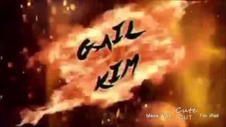 Gail Kim (new theme ) with 2016 Titanron