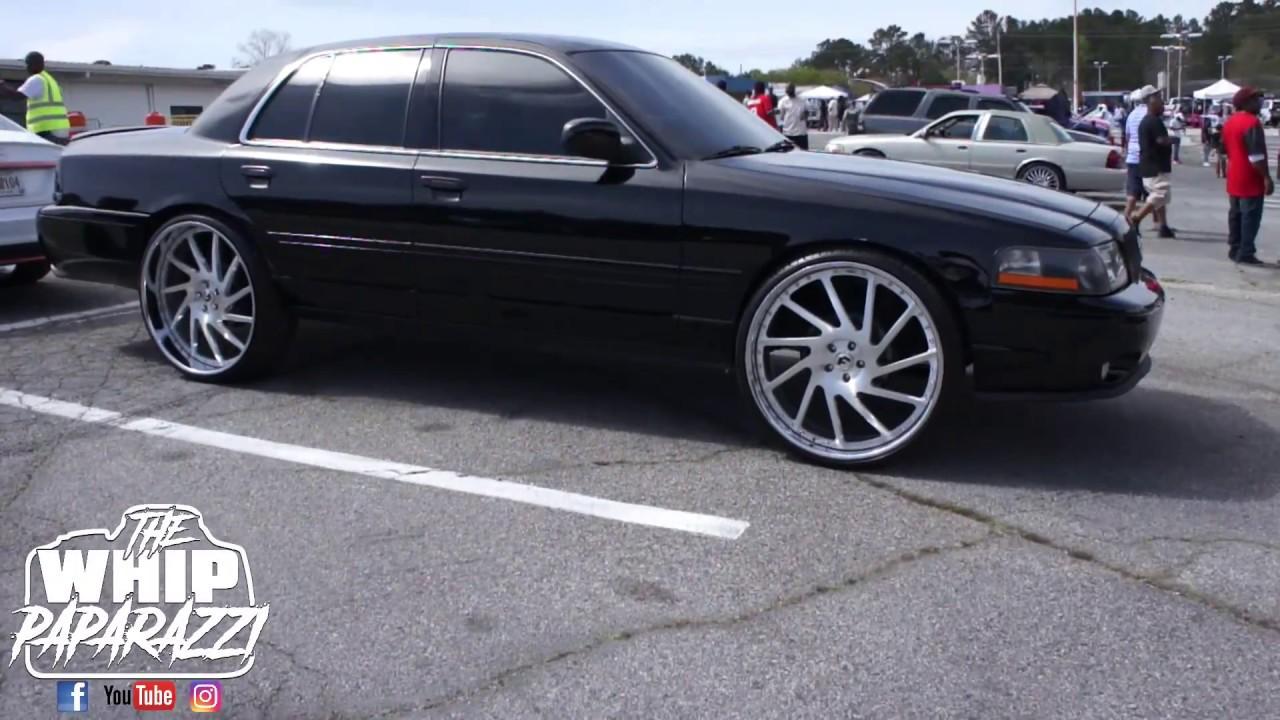 All Types mercury marauder wheels : Mercury Marauder on Forgiato Wheels at Power Fest Car Show - YouTube