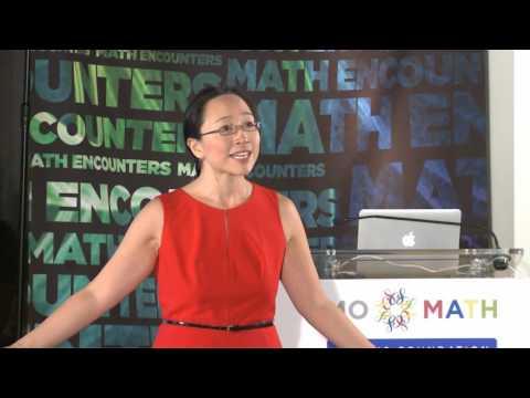 Math Encounters -- Eugenia Cheng - How to Bake Pi: Making Abstract Mathematics Palatable