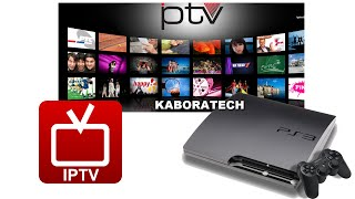 How to Watch IPTV Channels on your PS3