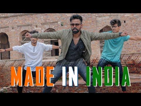 Made in India Zumba Dance Choreography | Guru Randhawa | Punjabi Dance Cover 2018 | Bhangarh Fort