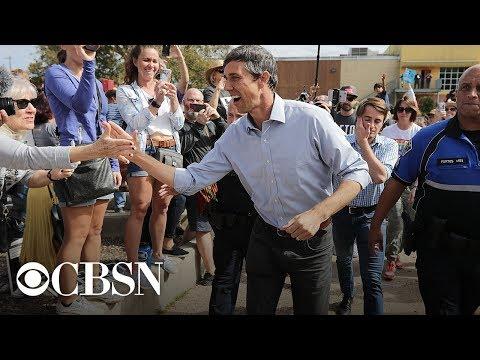 Beto O'Rourke hosts rally in El Paso, Texas: live stream