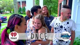 DNCE with NOW 98 9, iHeart Radio and Sullivan University Max 720p