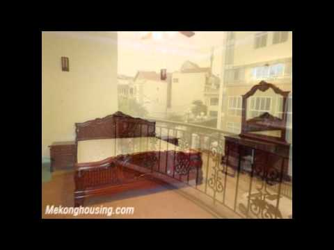 Charming Villa 04 Bedrooms For Lease In Au Co Street