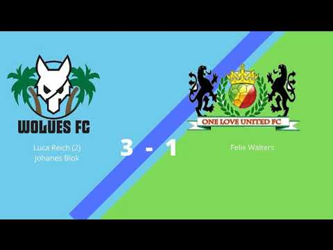 Wolues FC come from a goal down to beat One Love Utd 3-1 in U17 National League,