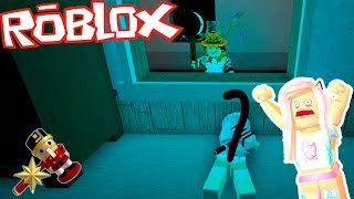 INTENTÉ ESCONDERME l FLEE THE FACILITY l ROBLOX