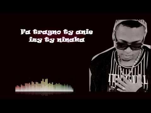 Jior Shy -  Andao Anao Mody Lyrics [Gasy Lyrics]