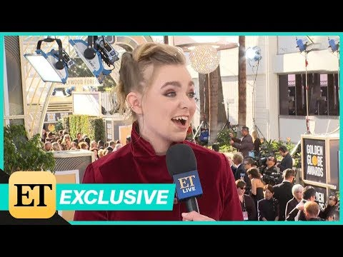 Golden Globes 2019: Elsie Fisher Says Life Has 'Completely Changed' After 'Eighth Grade' (Exclusive) Mp3