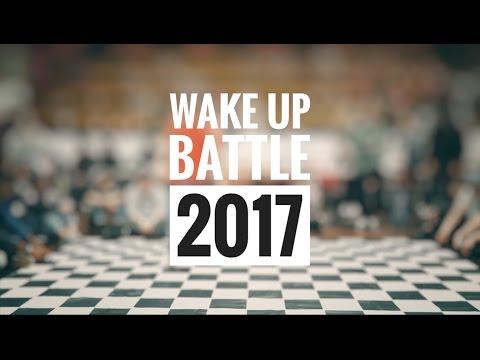 Niki Pop vs Nuri   Popping   Final   Wake Up Battle 2017   FSTV