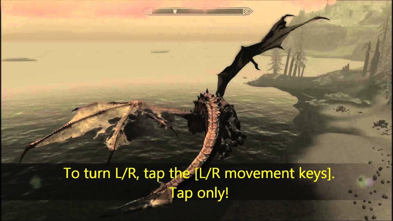 скачать мод command dragon для скайрим