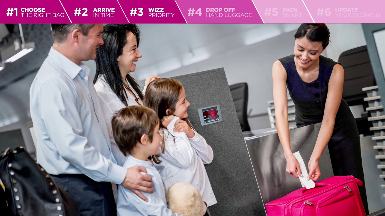Wizz Air Useful Tips For Our Baggage Policy Youtube