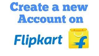 Comment créer un nouveau compte sur flipkart en hindi par Ak conseils ak conseils