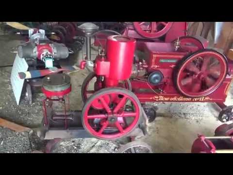 A Video Stroll through the 2016 Little Log Cabin Antique Power Show