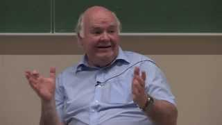 The Loud Absence: Where is God In Suffering? John Lennox at UC, Santa Barbara